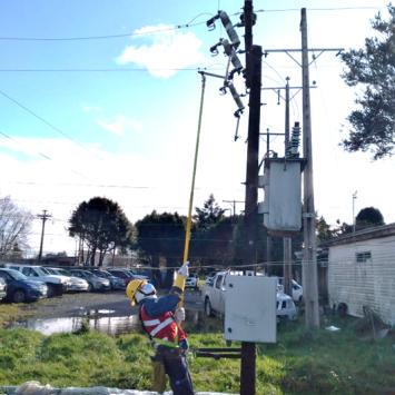 Mantenimiento Redes Eléctricas